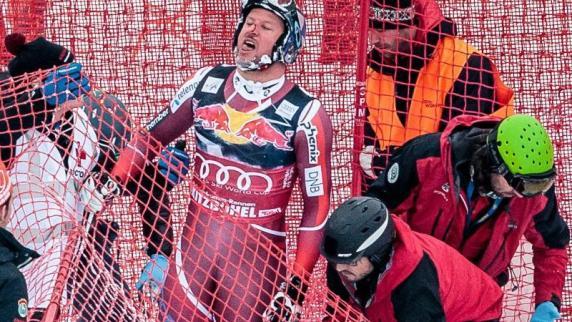 Verletzung bringt die Karriere von Aksel Lund Svindal in Gefahr