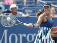 Tennis: Ana Ivanovic bei US Open in erster Runde ausgeschieden