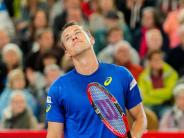 Tennis: Masters-Turnier in Shanghai: Philipp Kohlschreiber in der ersten Runde ausgeschieden