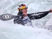 Kanu: Slalom-Kanutin Funk vor Weltcup-Gesamtsieg