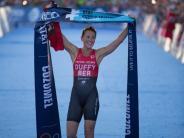 WM-Finale: Duffy Triathlon-Weltmeisterin - Knapp beste Deutsche