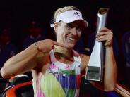 «Heimturnier»: Kerber will dritten Tennis-Titel in Stuttgart