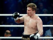 Russischer Profiboxer: Doping-Aus vor Titelkampf:Powetkin positiv getestet