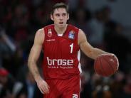 Basketball-Bundesliga: Spitzenduo Bamberg und Ulm gewinnt