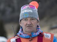 Doping-Affäre: Trainer Markus Cramer glaubt an Legkows Unschuld