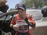 Nach Unfall: Al-Attiyah muss bei Rallye Dakar aussteigen