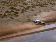 Unwetter: Rallye Dakar streicht Etappe in Bolivien wegen Regenfällen