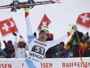 Überraschungssieger in Wengen: Pinturault holt Kristallkugel in der alpinen Kombi