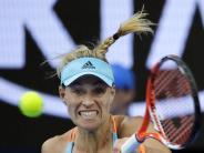Australian Open: Angelique Kerber müht sich zu Dreisatz-Sieg