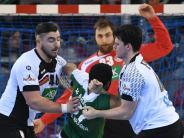 Handball-WM: DHB-Auswahl zieht im Schongang ins WM-Achtelfinale ein
