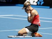 Australian Open: Der Tag, der Mirjana Lucic-Baroni für alles entschädigte