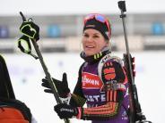 4,4 Sekunden fehlten: Antholz-Siegerin Horchler verpasst Bronze bei Biathlon-EM