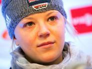 Operation an Stirnhöhlen: Saison-Aus für Miriam Gössner