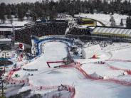 Super-Sonntag: Ski-WM in St. Moritz:Zwei Abfahrten an einem Tag