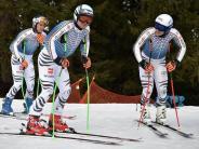 WM in St. Moritz: Deutsches Trio mit Zusatzschicht bei Herren-Kombination