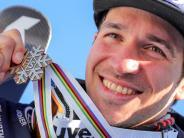 «Kommt alles hoch»: Emotionaler Neureuther holt Slalom-Bronze bei WM