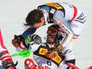 WM-Bronze im Slalom: Neureuther: «Emotionaler kann es nicht mehr werden»