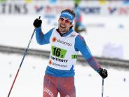 Ski WM 2017: Sergej Ustjugow gewinnt den Teamsprint