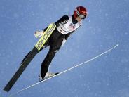 Ski-WM: Auch das deutsche Skisprung-Mixed-Team holt Gold