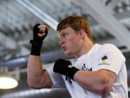250 000 Dollar Strafe: Russischer Boxer Powetkin wegen Dopings suspendiert