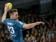 Neuzugang: Nationalspieler Rahmel wechselt von Erlangen zum THW Kiel