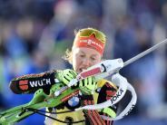 Hintergrund: Dahlmeier fünfte deutsche Gesamtweltcupsiegerin