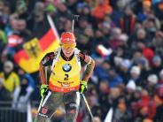 Nach drei Schießfehlern: Dahlmeier vergibt kleine Kristallkugel - 31. im Sprint