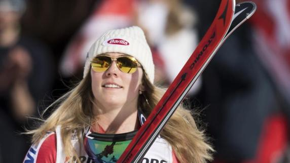 Gesamtsieg für Skirennfahrerin Shiffrin perfekt