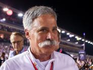 PS-Show unter US-Fahne: Neuer F1-Boss will Stars und Rennen wie «Super Bowls»