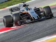 Saison 2017: Die Teams der Formel 1: Force India