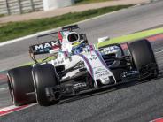 Saison 2017: Die Teams der Formel 1: Williams