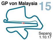 Saison 2017: Der Große Preis von Malaysia