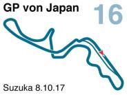 Saison 2017: Der Große Preis von Japan