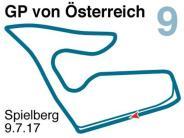 Saison 2017: Der Große Preis von Österreich