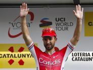Katalonien-Radrundfahrt: Etappensieg an Franzosen Bouhanni