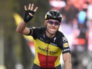 Trotz Nierenriss: Belgier Gilbert gewinnt zum vierten Mal Amstel Gold Race
