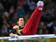 Auch Dauser im Barren-Finale: Nguyen peilt viertes EM-Gold an