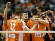 «Voller Adrenalin»: Berlin im Dauerduell mit VfB Friedrichshafen