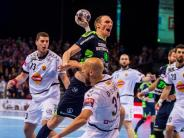 Champions League: Flensburg verliert Hinspiel gegen Skopje mit 24:26