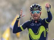 «Es lauern immer Gefahren»: Oldie Valverde denkt nicht ans Aufhören