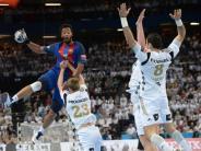 Champions League und EHF-Pokal: Deutsche Handballclubs auf europäischer Ebene im Härtetest