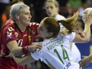 Ex-Nationalspielerin: Anja Althaus verpasst Titel in Handball-Königsklasse