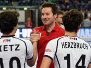 Generalprobe in Hamburg: Hockey-Herren bereiten sich auf Top-Events vor