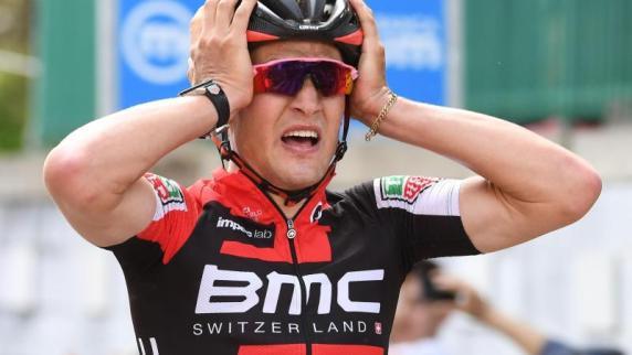 Schweizer Dillier gewinnt sechste Giro-Eappe