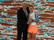 «Kein Platz auf dem Court»: Nach Siegerehrung in Madrid: WTA kritisiert Nastase