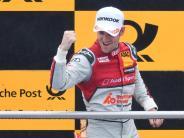 Auf dem Lausitzring: Mercedes und Audi dominieren DTM:Siege für Auer und Green