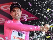 100. Giro d'Italia: Dumoulin auf Kurs Gesamtsieg - Jungels Etappensieger