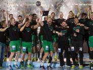 EHF-Cup-Sieg trotz Liga-Krise: Göppingen feiert gemeinsam mit dem VfB