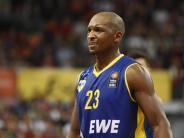 Basketball: Der Ulm-Schreck Rickey Paulding