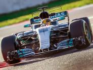 Neue, breite Autos: Hamilton erwartet «Leitplankenküsse» in Monaco